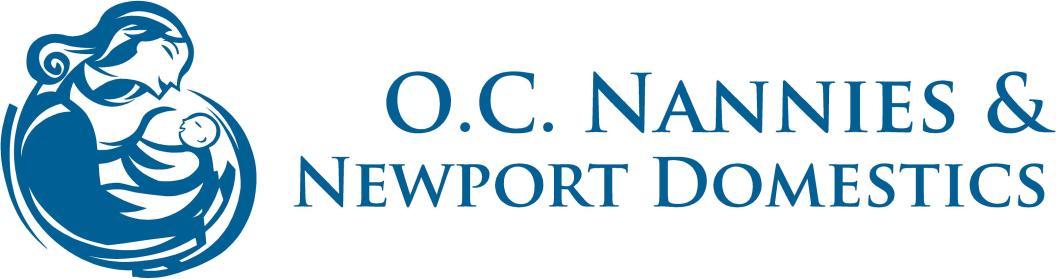 OC Nannies Logo